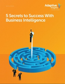 5 Secrets to Success with BI_Adaptive WP-1