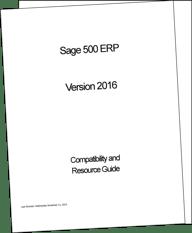 Sage-500-Compatibiilty-Guide