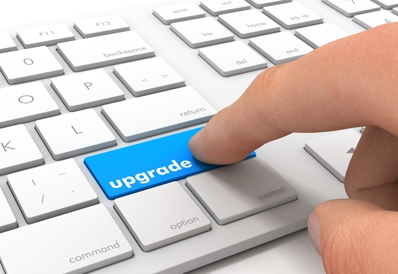 Upgrading desktop software is not as simple as pressing a button.