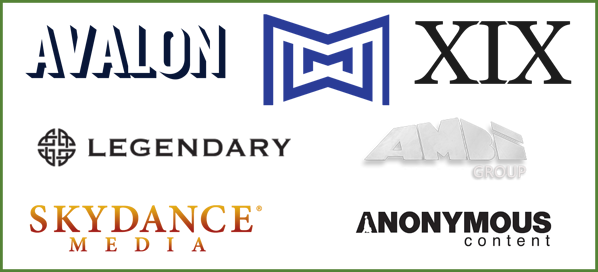 Entertainment Logos