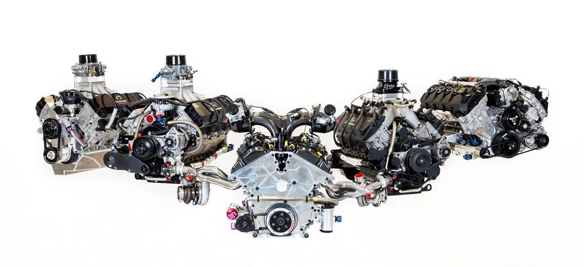 Roush Yates Engine