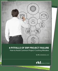 Pitfalls ERP Project Failure Thumb