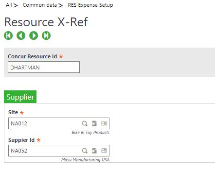 Resource x-ref