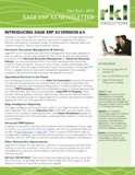 RKL eSolutions - Sage 100 ERP Newsletter - Issue 2 2013
