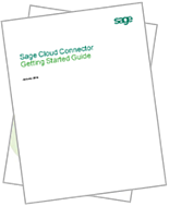 Sage Cloud Connector Guide