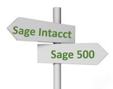Sage Intacct vs Sage 500