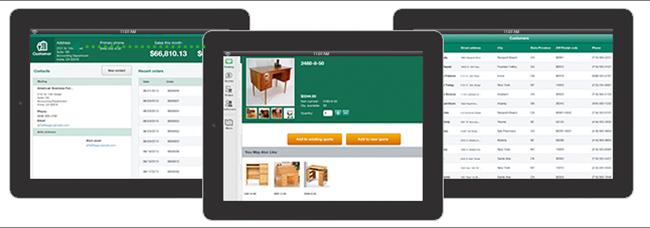 Sage 100 ERP Mobile Apps