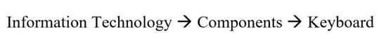 Sage X3 Statistical Groups