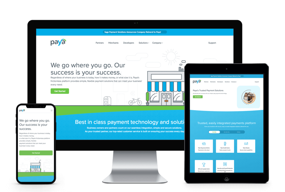 Paya Formerly Sage Payment Solutions