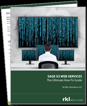 Sage X3 Web Services Guide