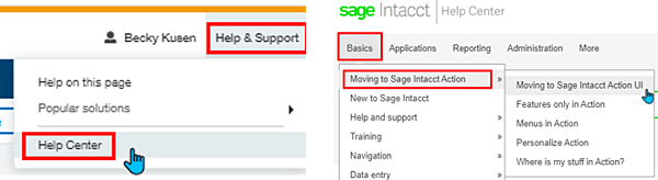 Moving to Sage Intacct