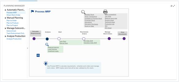 Process MRP