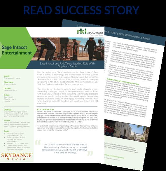 Read Skydance Story
