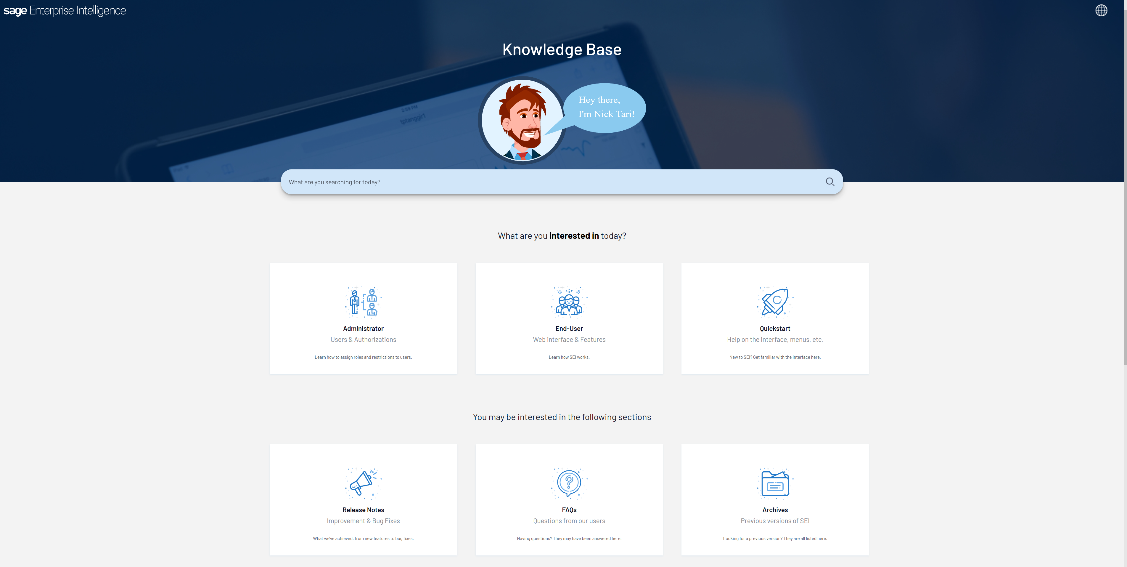 SEI Knowledge Base