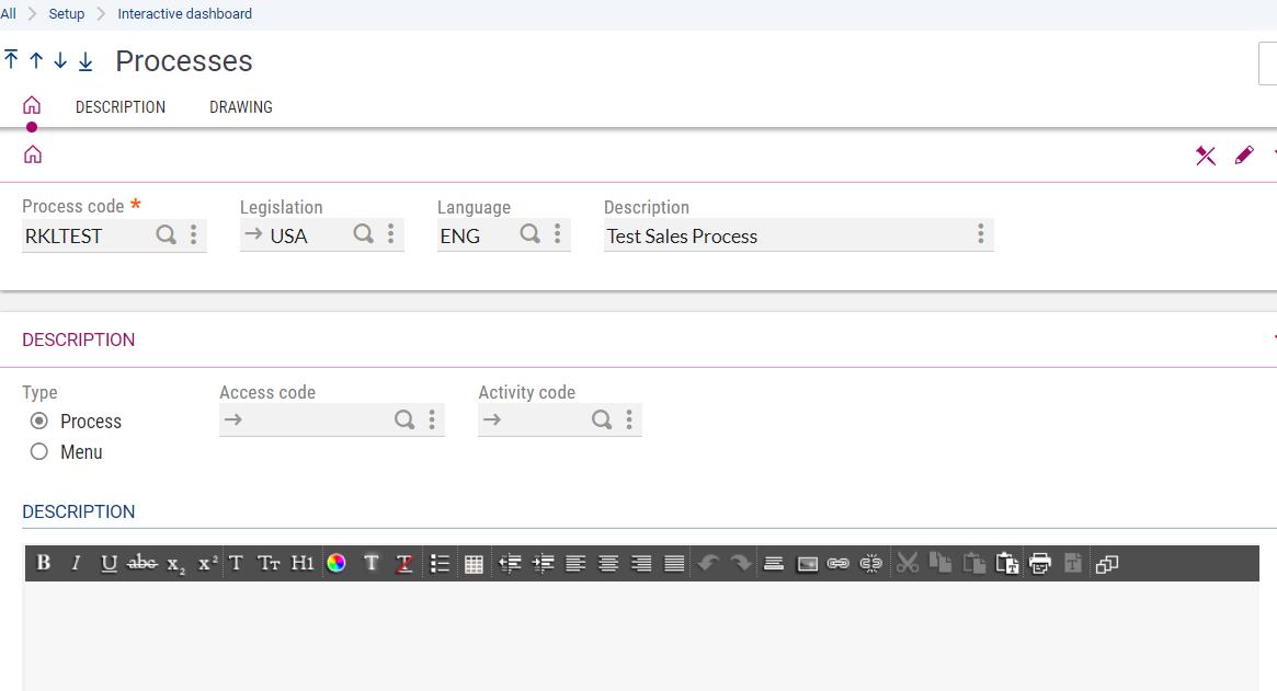 X3 Nav processes