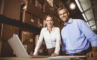 Distribution ERP software